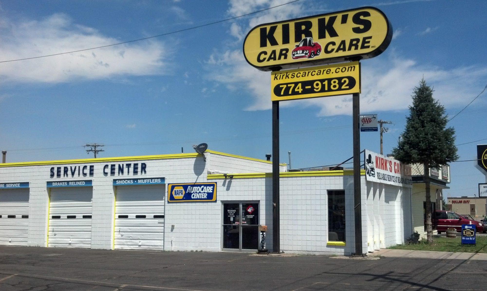 Kirk's Car Care